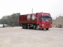 豪泺牌ZZ5317CLXN4668V型仓栅式运输车