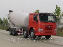 豪泺牌ZZ5317GJBM30A1W型混凝土搅拌运输车