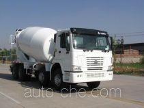 豪泺牌ZZ5317GJBN3261型混凝土搅拌运输车