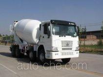 豪泺牌ZZ5317GJBN3268型混凝土搅拌运输车