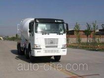 豪泺牌ZZ5317GJBN3268W型混凝土搅拌运输车