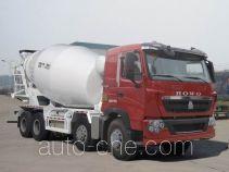 豪泺牌ZZ5317GJBN326HC1型混凝土搅拌运输车