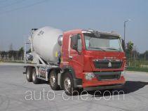 豪沃牌ZZ5317GJBN326HD1型混凝土搅拌运输车