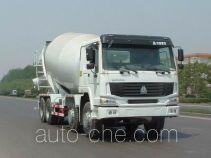 豪泺牌ZZ5317GJBN3667C1型混凝土搅拌运输车