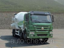 豪沃牌ZZ5317GJBN3667D1型混凝土搅拌运输车