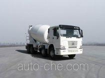 豪泺牌ZZ5317GJBS3267W型混凝土搅拌运输车