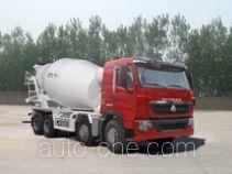 汕德卡牌ZZ5317GJBV326HD1型混凝土搅拌运输车