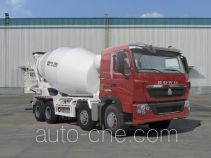 Sinotruk Howo ZZ5317GJBV366HC1 concrete mixer truck
