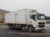 Sinotruk Howo ZZ5317XLCN466GE1 refrigerated truck