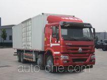 Sinotruk Howo ZZ5317XXYN3867E1LB box van truck