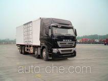 Sinotruk Howo ZZ5317XXYN466MD1H box van truck