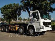 豪泺牌ZZ5317ZXXN3267C2型车厢可卸式垃圾车