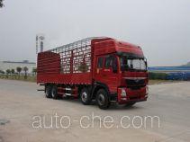 Homan ZZ5318CCYM60DB0 грузовик с решетчатым тент-каркасом