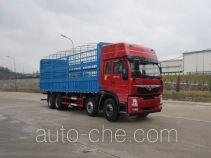 Homan ZZ5318CCYM60DB1 грузовик с решетчатым тент-каркасом