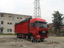 Homan ZZ5318CPYK63CH0 soft top box van truck
