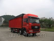 Homan ZZ5318CPYK63CH0 soft top box van truck