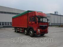 Homan ZZ5318CPYM60DB0 soft top box van truck