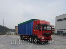 Homan ZZ5318CPYM60DB1 soft top box van truck