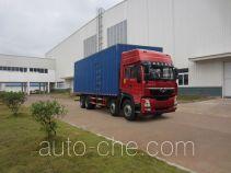 Homan ZZ5318XXYM60DB0 box van truck