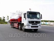 豪泺牌ZZ5321TJC型洗井车