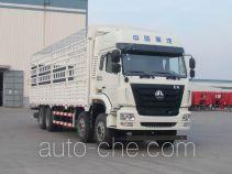 豪瀚牌ZZ5325CCYN4663E1K型仓栅式运输车