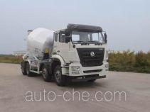 豪瀚牌ZZ5325GJBN3263E1K型混凝土搅拌运输车