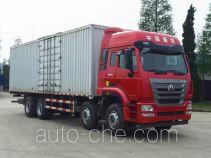 Sinotruk Hohan ZZ5325XXYN4663E1K фургон (автофургон)