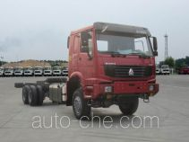 Sinotruk Howo ZZ5327N5857D1 special purpose vehicle chassis