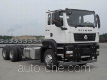 Sinotruk Sitrak ZZ5346V464MD2 special purpose vehicle chassis