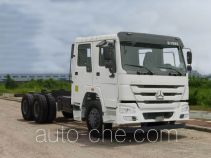 Sinotruk Howo ZZ5347V4647E5 special purpose vehicle chassis