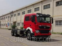 Sinotruk Howo ZZ5357TXFV464ME5 fire truck chassis