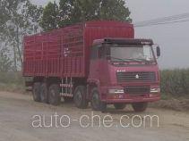 Sida Steyr ZZ5386CLXM30B6F stake truck