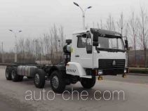Huanghe ZZ5431N3871D2 special purpose vehicle chassis