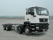 Sinotruk Sitrak ZZ5446V456MD2 special purpose vehicle chassis