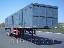 Sida Steyr ZZ9236XXY201 box body van trailer