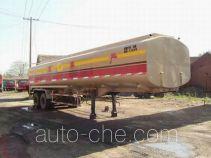 斯达-斯太尔牌ZZ9326GYY231型运油半挂车