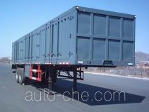 Sida Steyr ZZ9326XXY231 box body van trailer