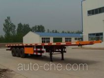 Sida Steyr ZZ9406TJZ321 container transport trailer