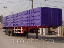 Sida Steyr ZZ9406XXY331 box body van trailer