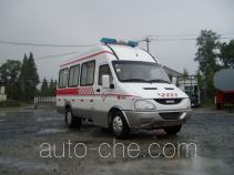 Zhongshang Auto ZZS5040XYL WFAS medical vehicle