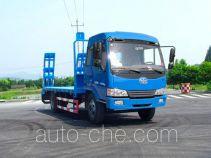 中商汽车牌ZZS5160TPB型平板运输车