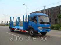 Zhongshang Auto ZZS5161TPB flatbed truck
