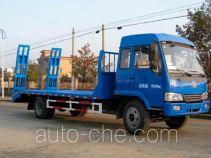 中商汽车牌ZZS5162TPB型平板运输车