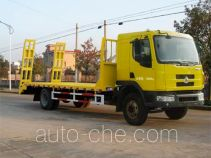 Zhongshang Auto ZZS5163TPB flatbed truck