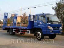 Zhongshang Auto ZZS5164TPB flatbed truck