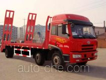 Zhongshang Auto ZZS5250TPB flatbed truck