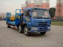中商汽车牌ZZS5251TPB型平板运输车