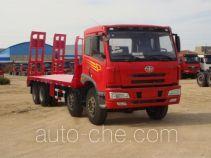 中商汽车牌ZZS5311TPB型平板运输车