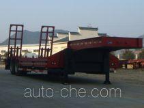 Zhongshang Auto ZZS9283TDP lowboy