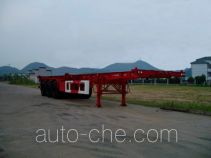 Zhongshang Auto ZZS9370TJZG container transport trailer